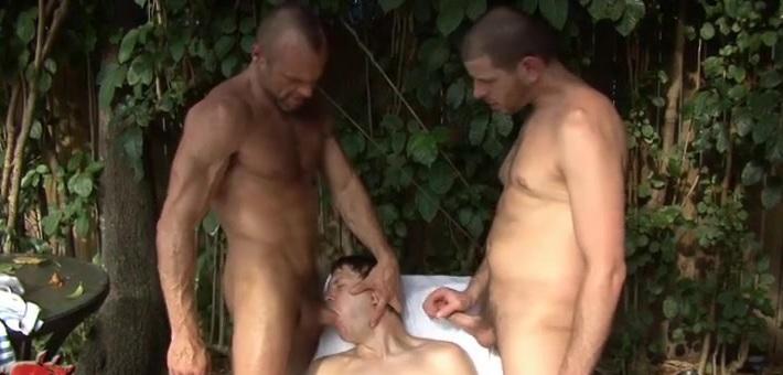 Chad Brock, Clay Towers and Kameron Scott