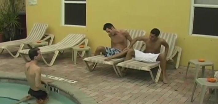 Buck Wilde, Chris Starr, and Brendan