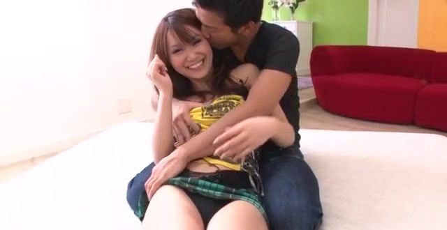 Miyu sucks cock and fucks hard in pure Asian hardcore