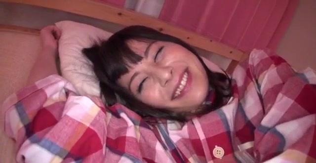 Dashing, Ayumi Iwasa, moans hard while enjoying hardcore sex