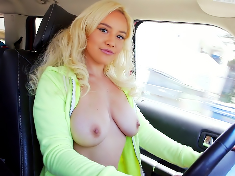 Joy Riding With Kylie Page