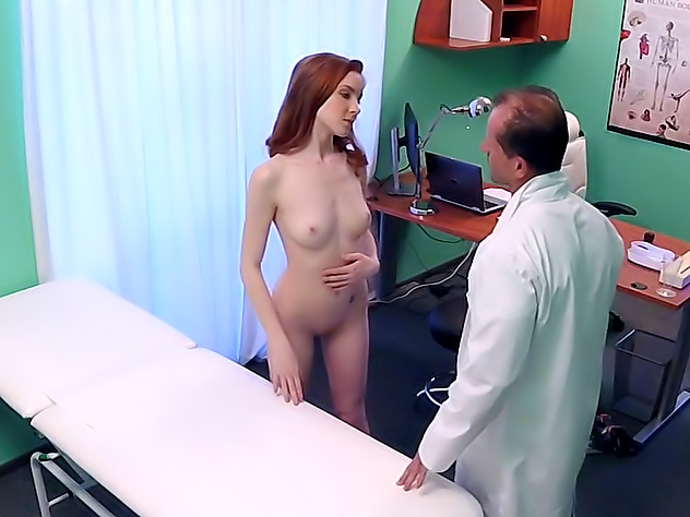 Petite Russian Teen Seeks Contraception