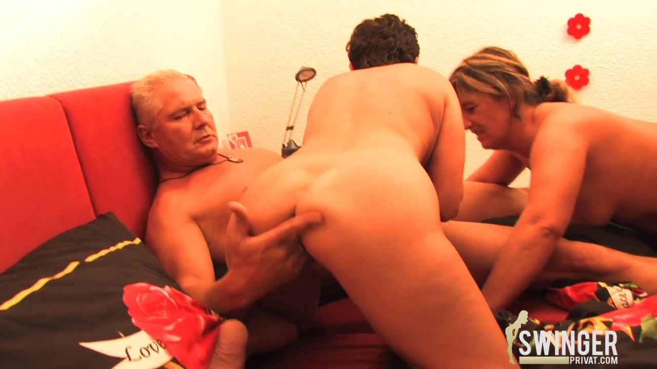 Groupsex with housewives