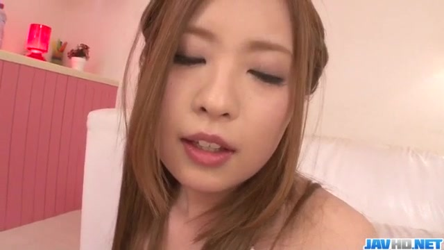 Sexy with Mika Nakagawa in superb porn action