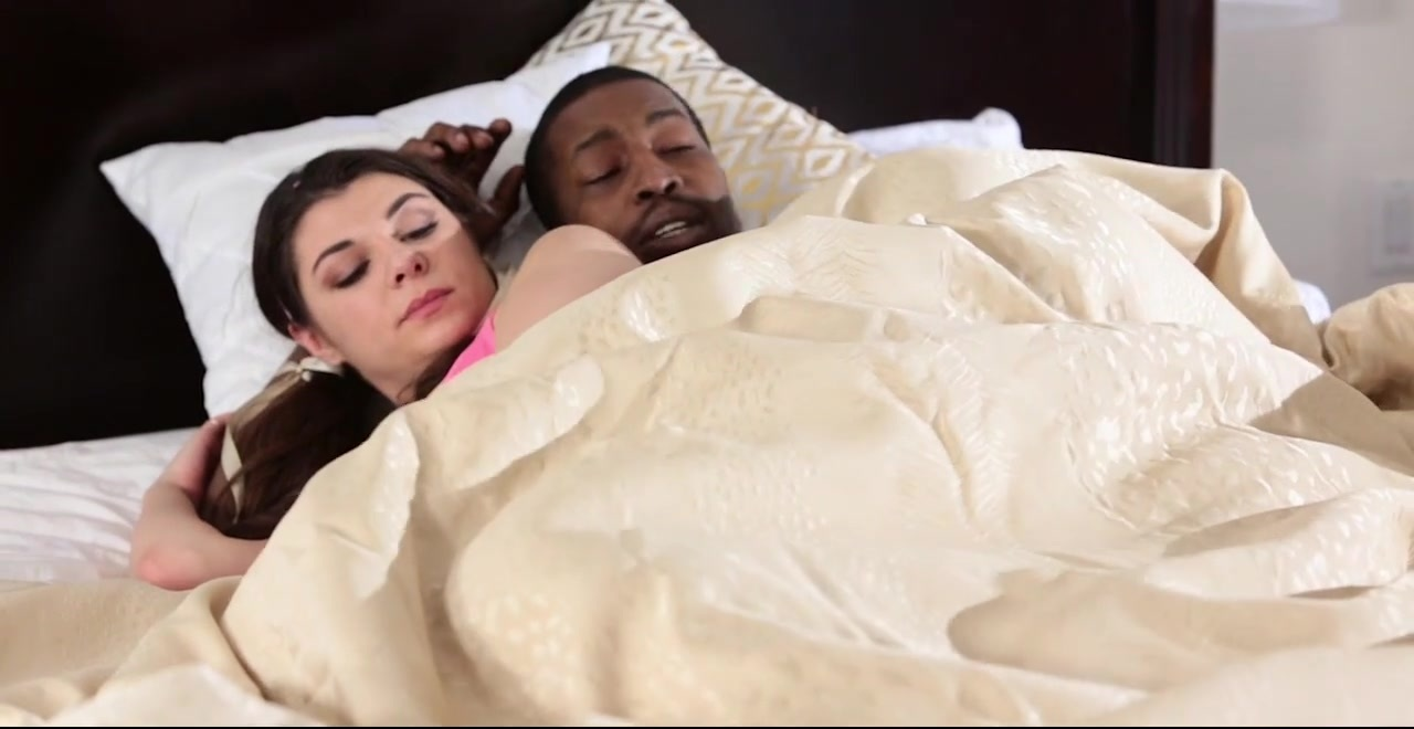 TeensLovesBlackCocks - Cute sister wakes