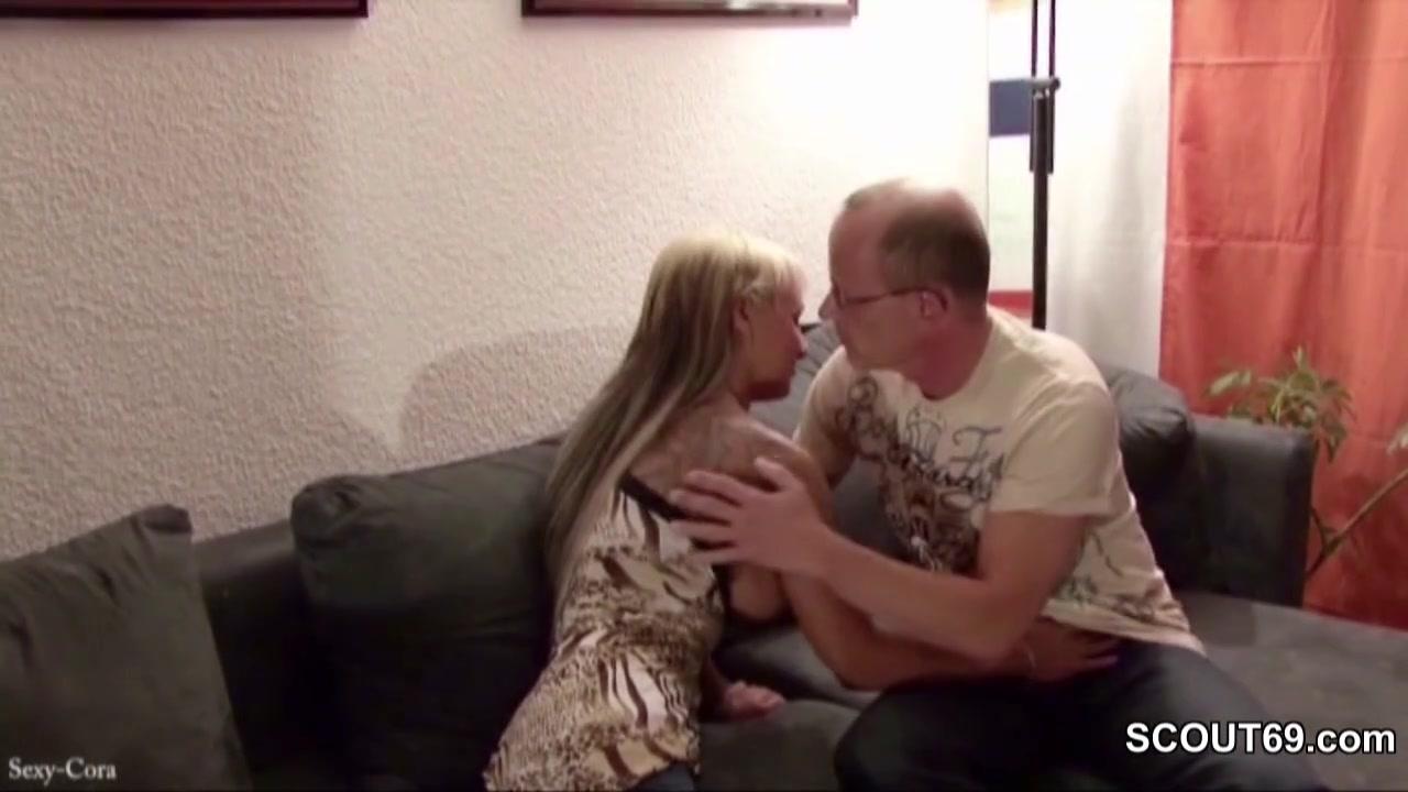 Daddy fickt die beste Freundin