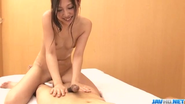 Maki Takei gets panties removed and fucked hard