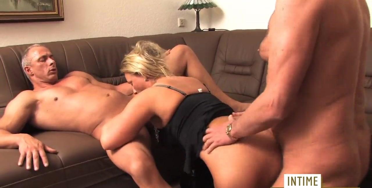 Zwei MäNner Eine Frau Porno