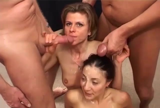 wild german gangbang girls