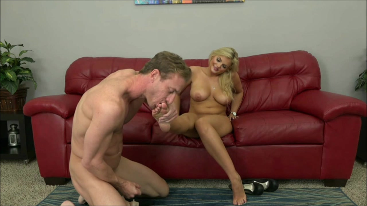 Hot blond milf fucks her horny neighbor
