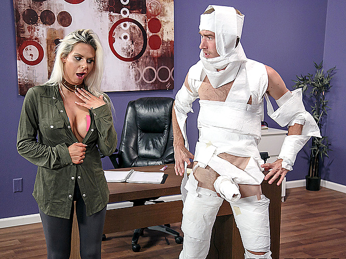 The Office Mummy