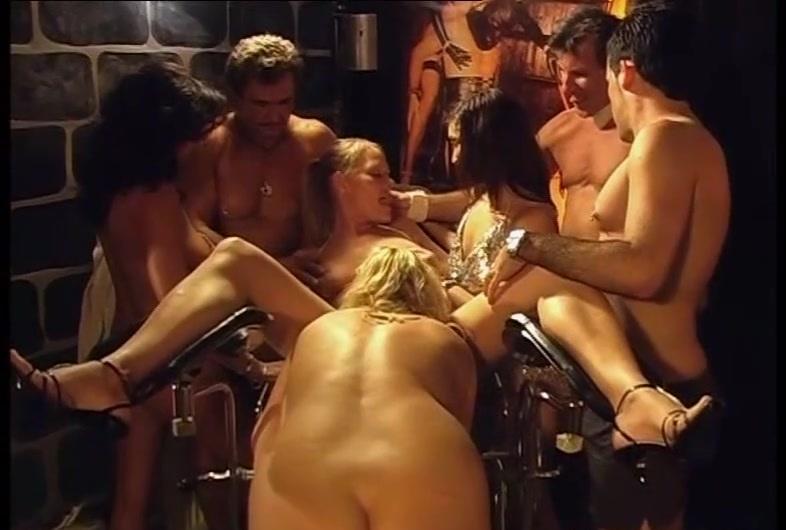 German Vintage Piss Orgy