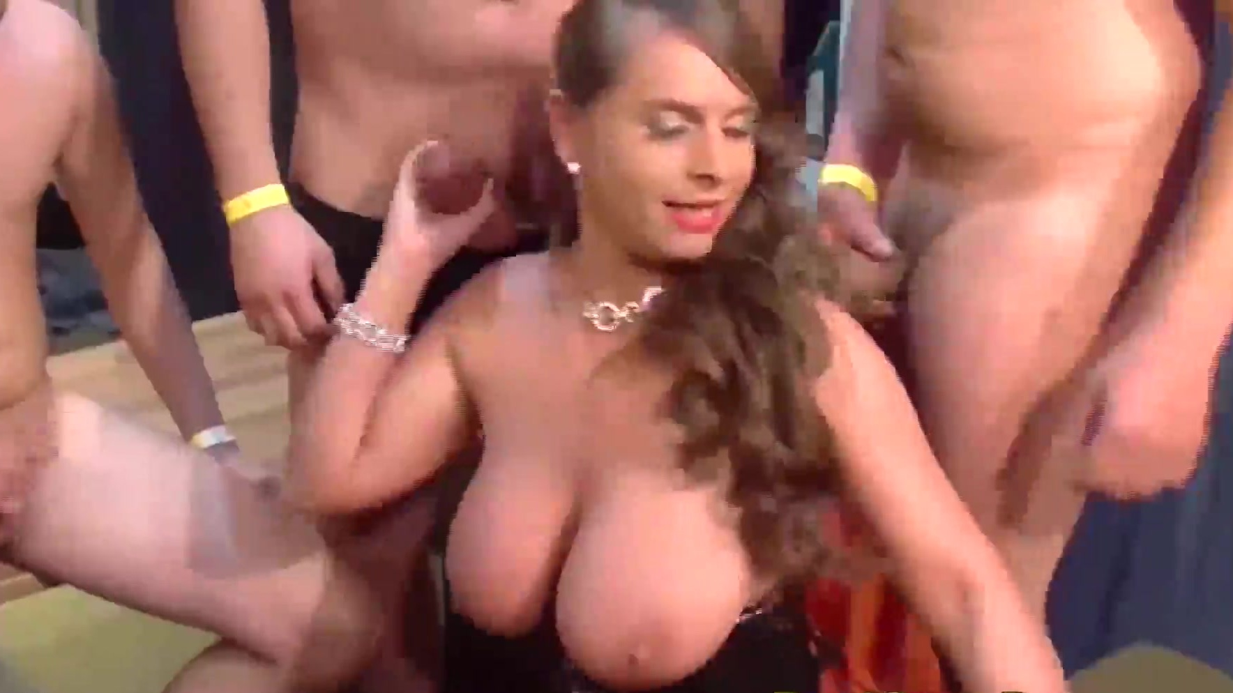 busty sexy susi real gangbanged