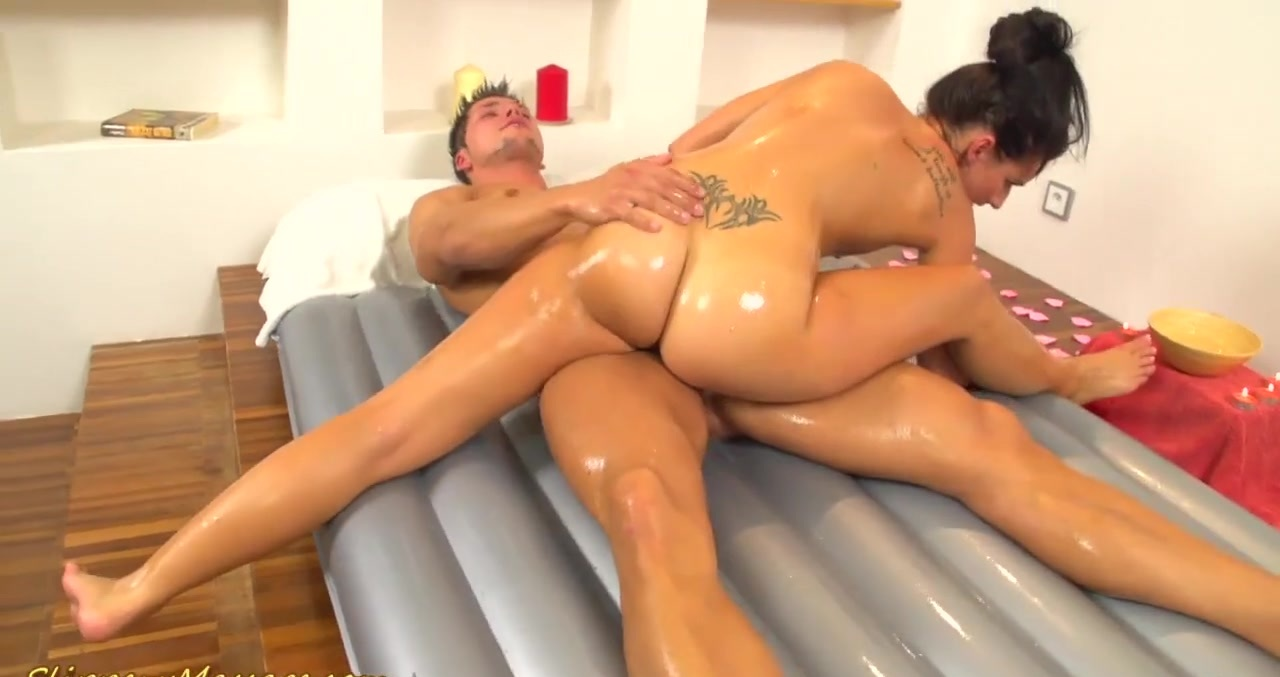 flexi slippery nuru gymnastic