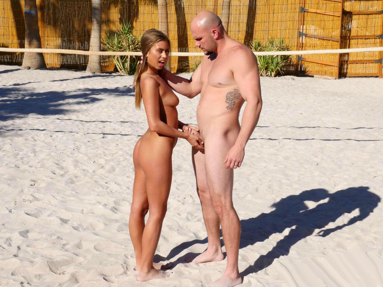 Sand Sun and Buns