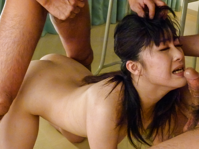 Kyoka Mizusawa fucke by her teacher in slutty manners