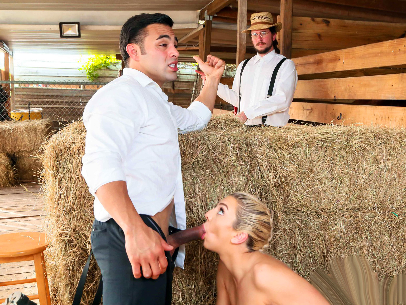 Amish anal sex