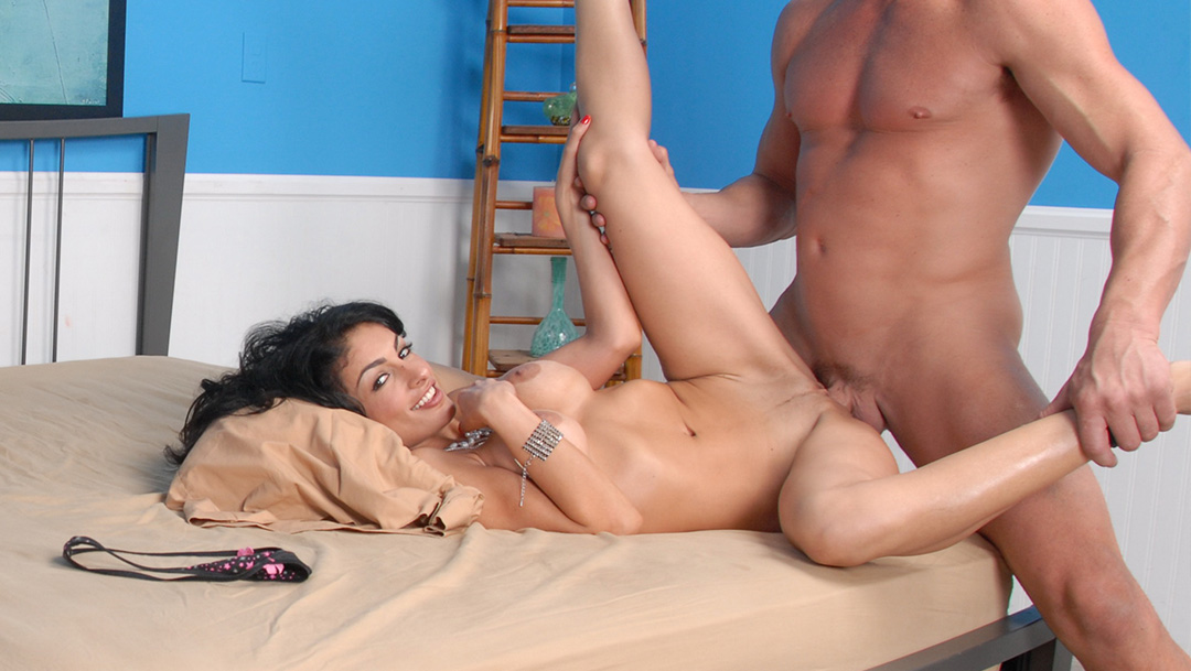 Wife taking monster cock