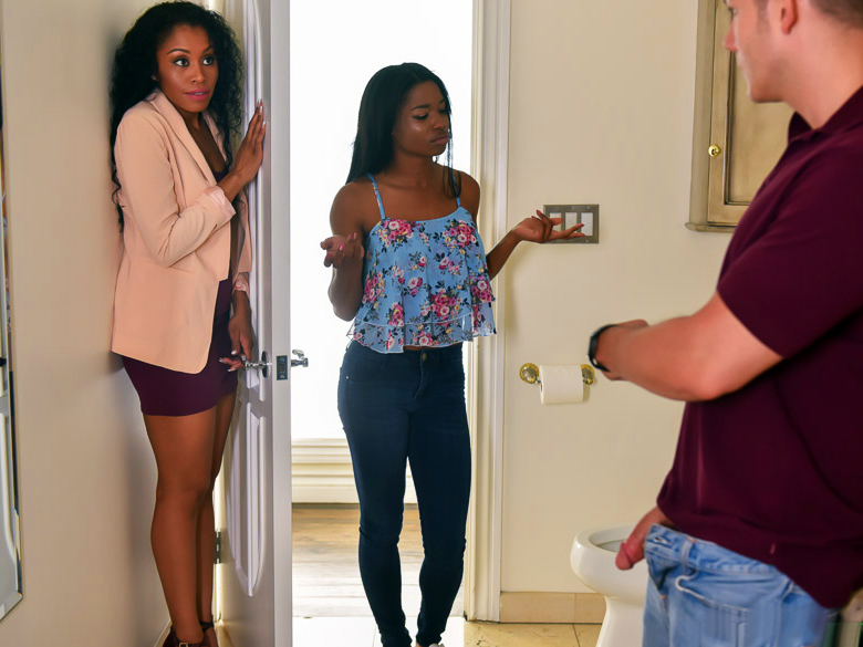 Badmilfs – Mothers Interracial Interaction