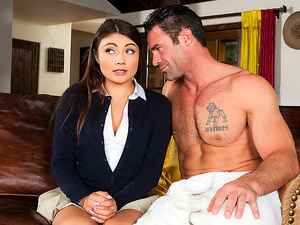 Brazzers – Daddy's Debt