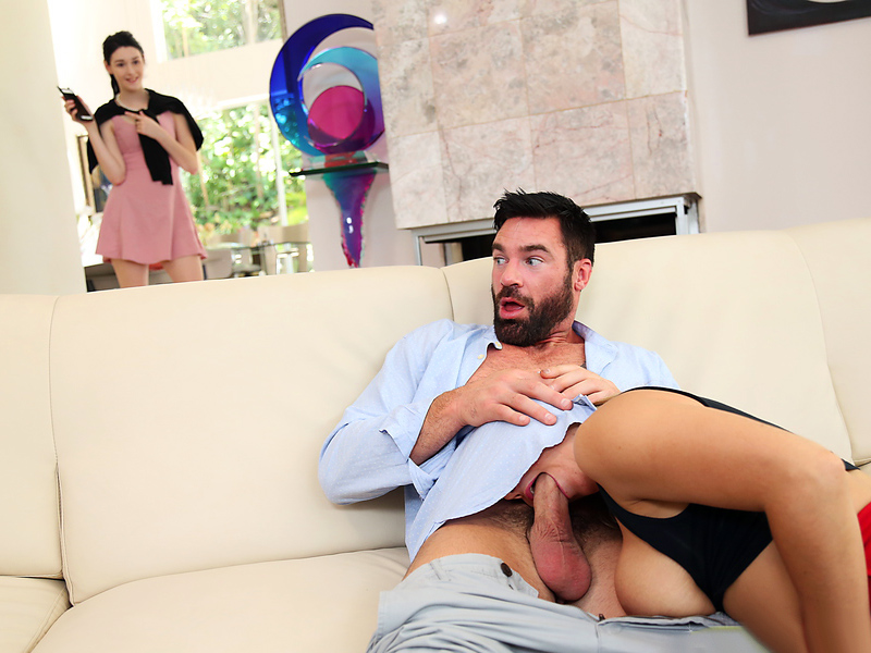 Big Naturals – My Slutty Student