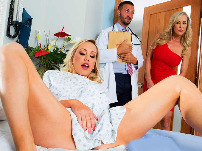 Brazzers – The Second Cumming: Part 2