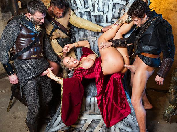 queen of thrones part 4