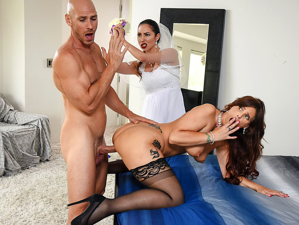 Brazzers – Mother Of The Bride