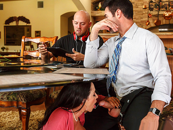 Brazzers – My Son's Teacher