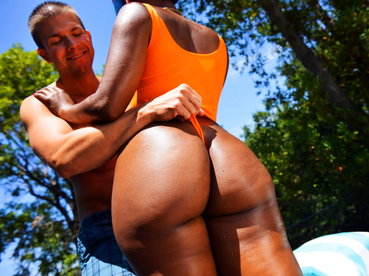 Ass movies Ebony porn