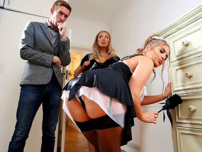 Blonde porn star picture