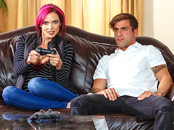 Brazzers - Putting Her Feet Up