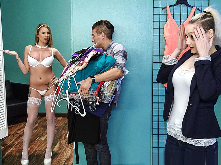 Pornstar Personal Shopper