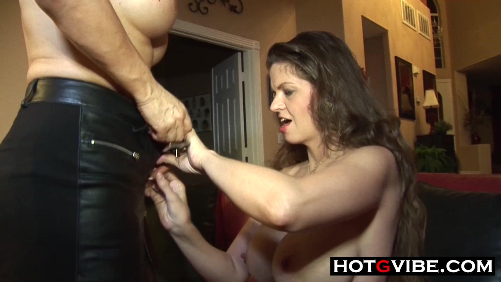 Offentlig handjob porno
