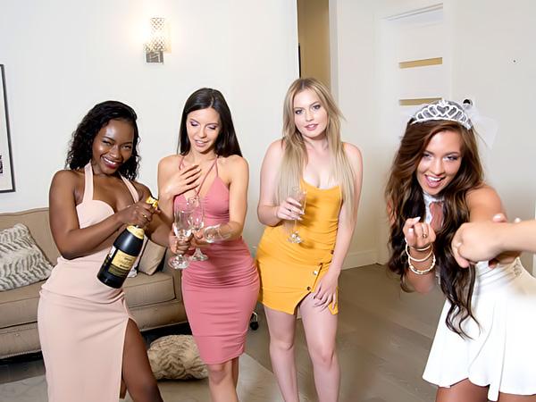 bachelorette party porno