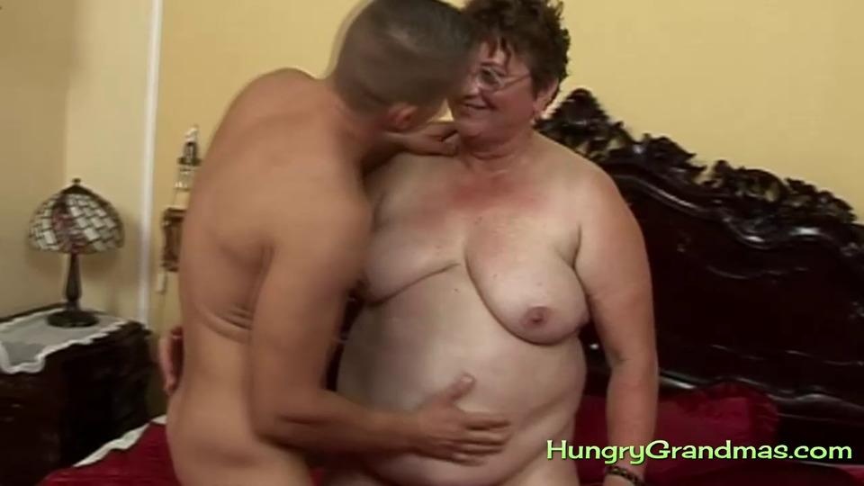 Fat Granny Fucked Hard