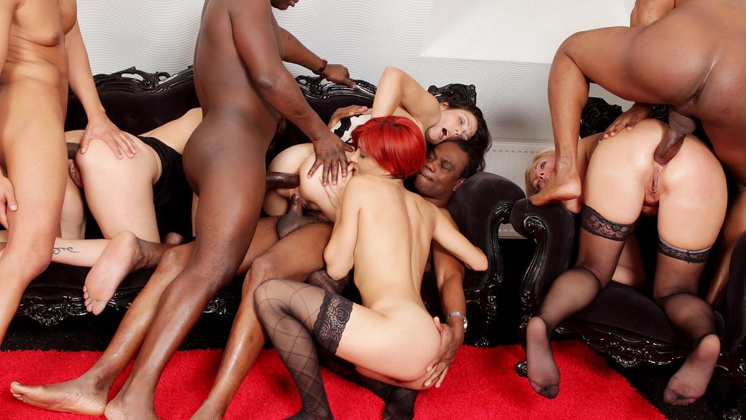 black girls doing anal sex