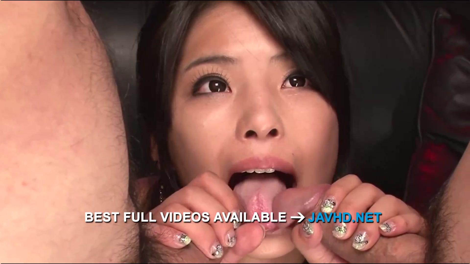 Japansk blowjob videoer