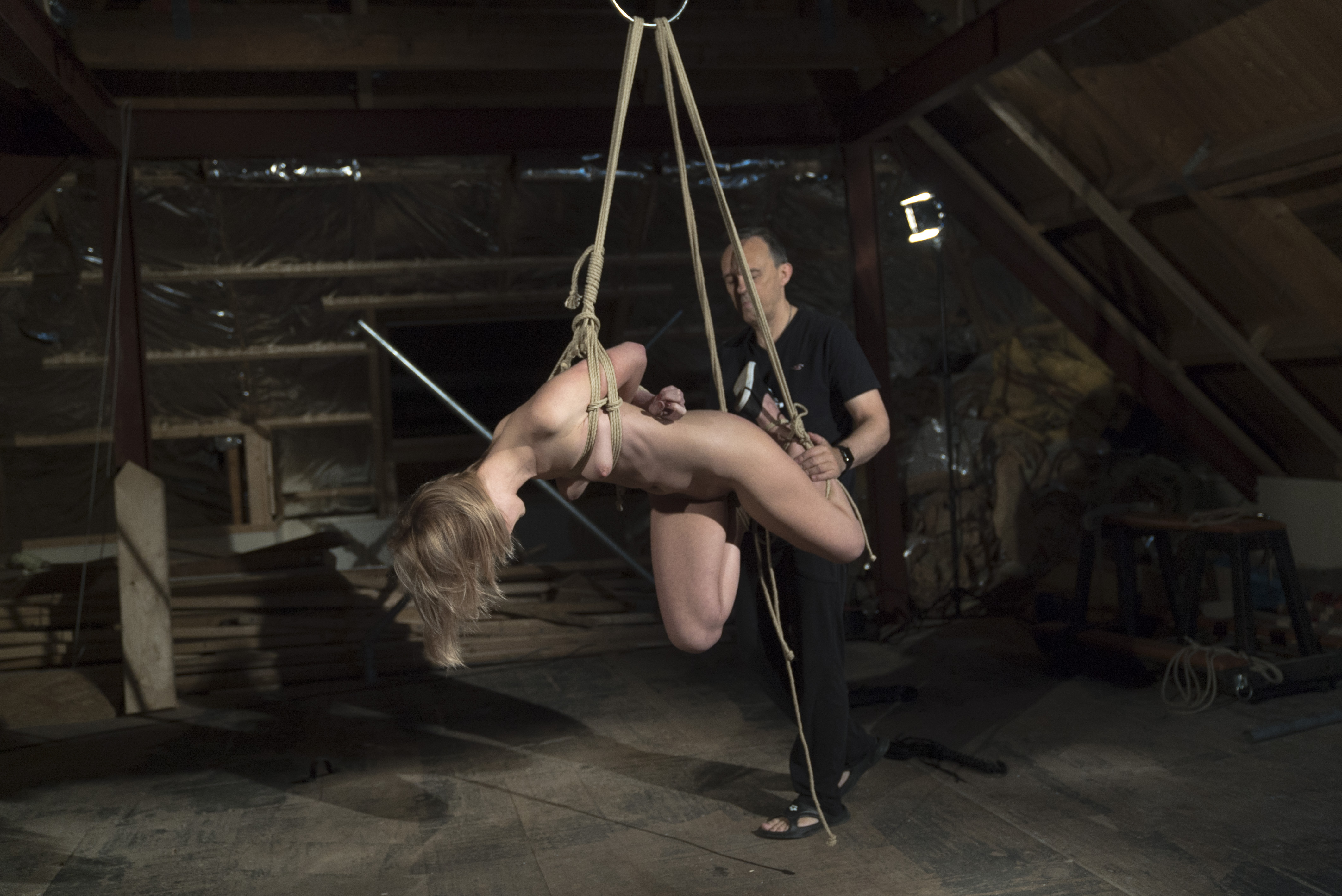 â–· Wax torture and whipping for petite slave - / Porno ...