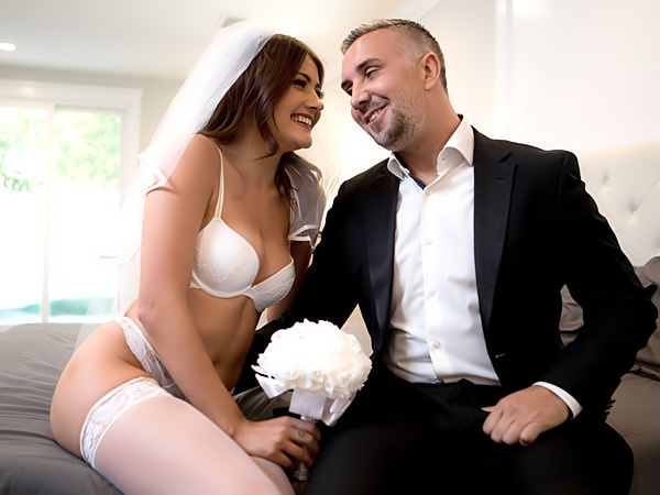 Free bride porn movies