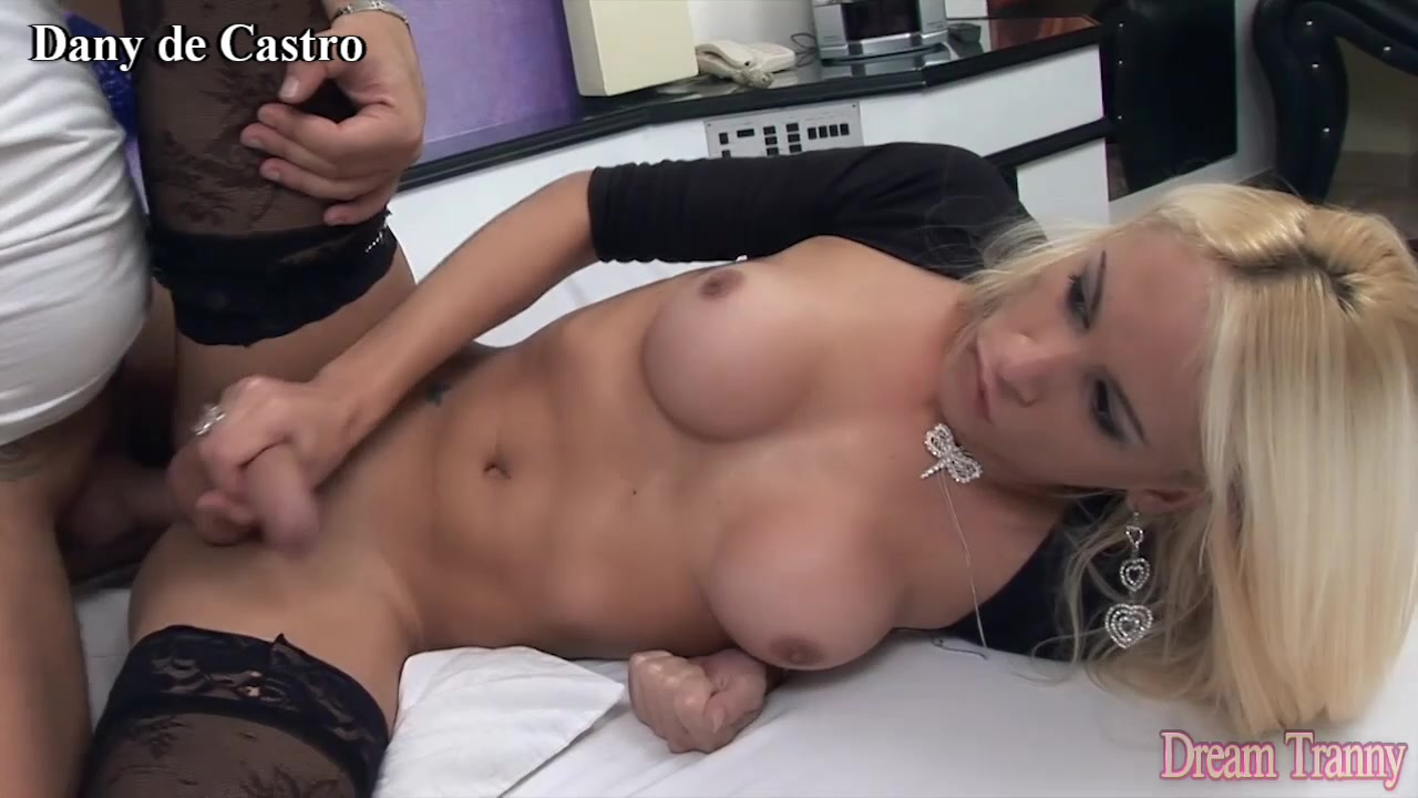 3 Shemales Having Sex ▷ dream tranny - shemales getting creampied compilation