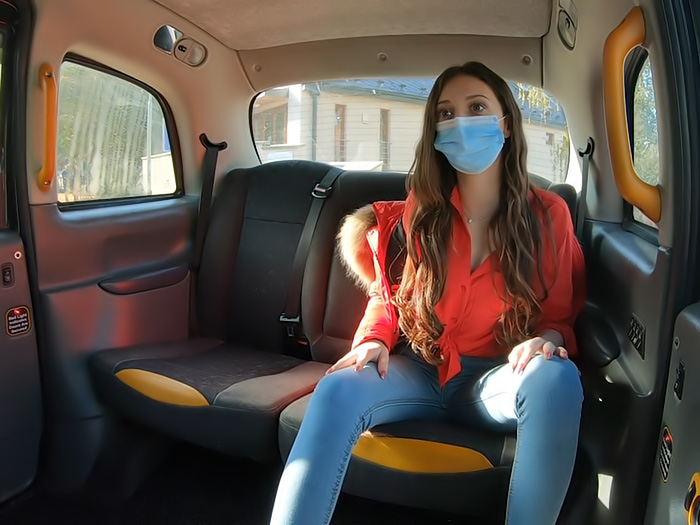 Free sex video taxi