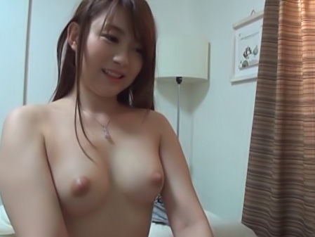 Smiling Teen Saya Aika Loves Blowing Him To Make Him Cum