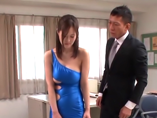 Sexy young couple having sex
