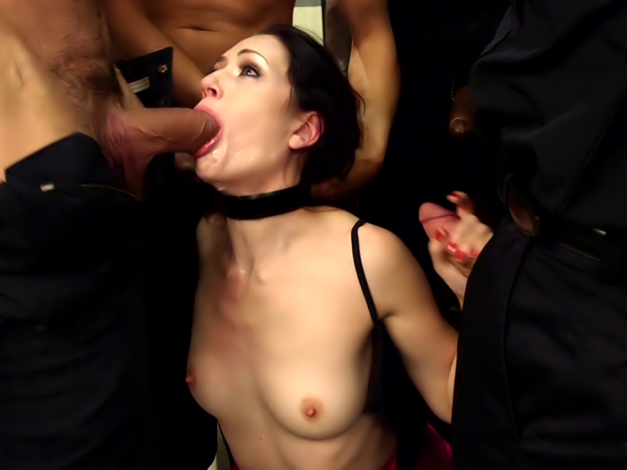 Brutality Exposed Sarah Shevon blackmails Police to Gangbang her!