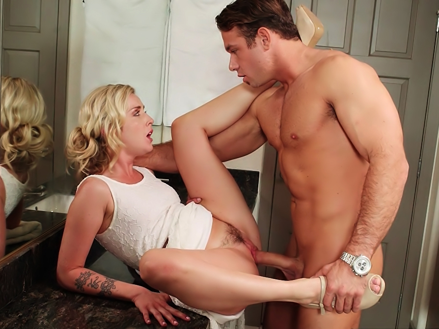 Karla Kush Chad White In Naughty Rich Girls