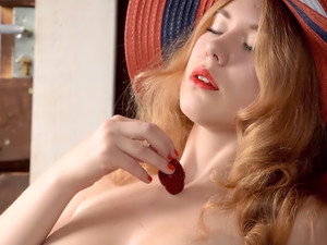 Erotic tube: Hot Strawberry