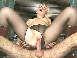 Hot blonde girlfriend sucks and fucks with cum in mouth