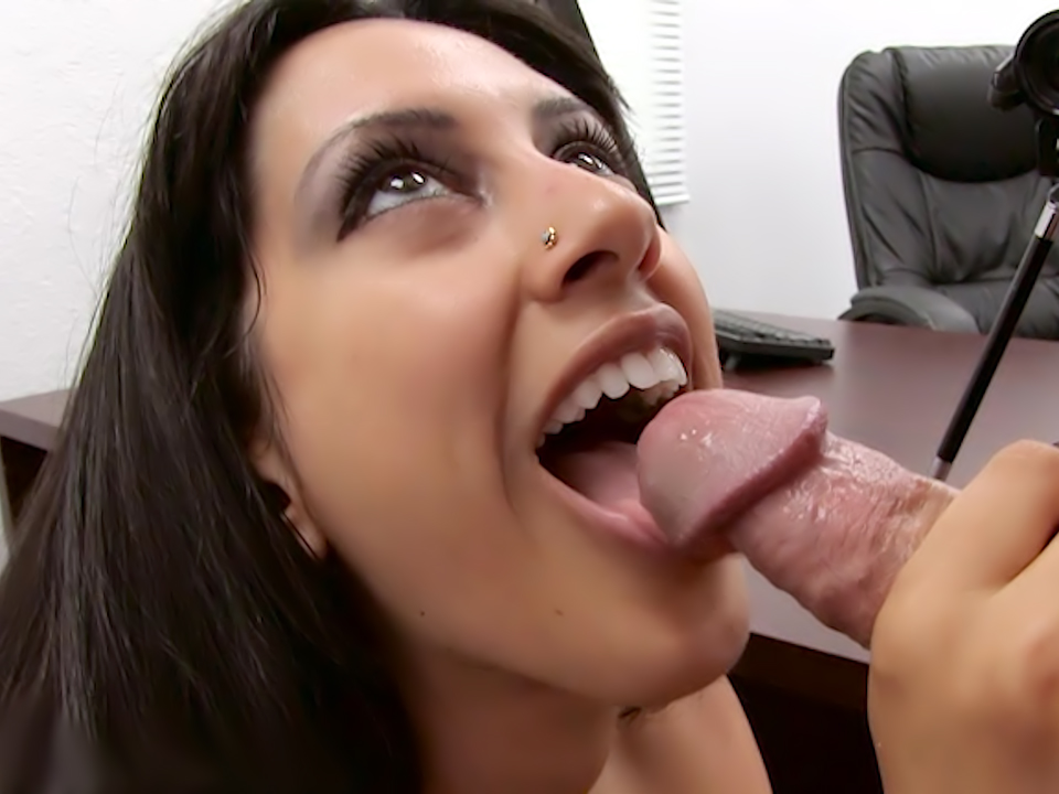 Yasmine Backroom Casting Couch