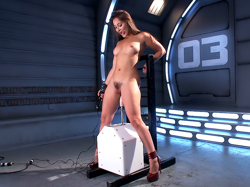 Mega Babe Dani Daniels Cant Get Enough!!!